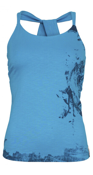 Chillaz Kalymnos Climbing Style Top Women blue